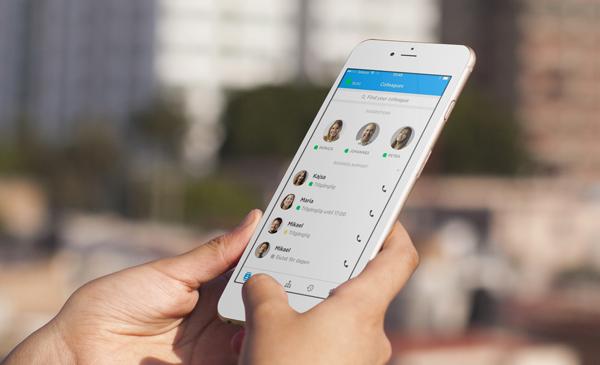 Vi har skiftet telefonsystem til Telavox – et system vi også sælger!